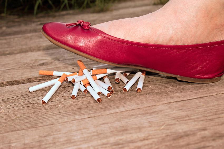Tupakoinnin Lopettamisen Vaiheet